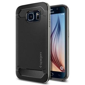 Spigen Neo Hybrid Metal case Galaxy S6 Gun Metal