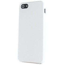 Muvit Minigel case iPhone 5 Glazy White