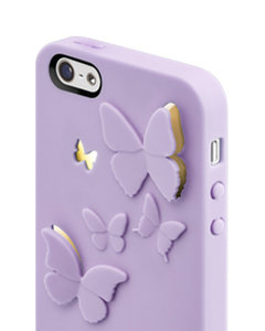 SwitchEasy Kirigami case iPhone 5 Wings Lila