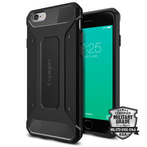 Spigen Rugged Armor case iPhone 6S Clear