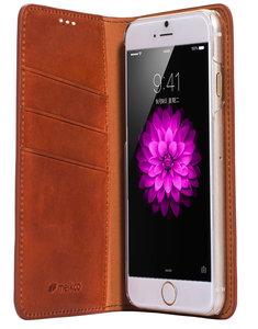 Melkco Herman Wallet case iPhone 6/6S Tan