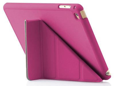 Pipetto Origami case iPad mini 4 Pink