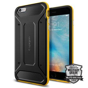 Spigen Neo Hybrid Carbon case iPhone 6S Plus Yellow