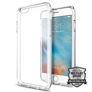 Spigen Ultra Hybrid iPhone 6S Clear