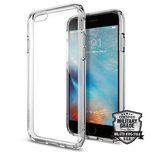 Spigen Ultra Hybrid iPhone 6S Space Crystal