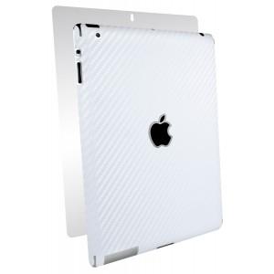 BodyGuardz iPad 2 Armor Carbon White