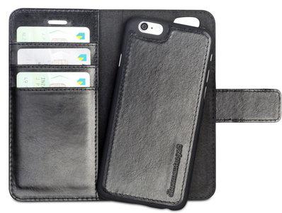 dbramante1928 Leather Lynge case iPhone 6/6S Black