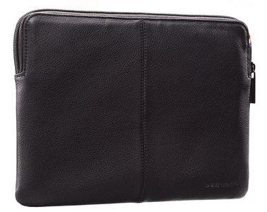 Decoded Leather Sleeve iPad mini Black