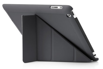 Pipetto Origami Smart case iPad 2/3/4 Grey