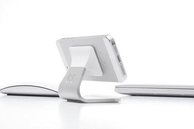 BlueLounge Milo Aluminium voor iPhone en iPod White