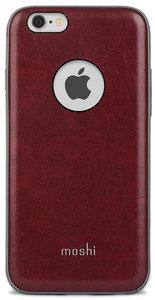 Moshi iGlaze Nappa case iPhone 6/6S Red