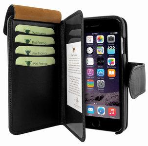 Piel Frama WalletMagnum iPhone 6/6S Plus Black