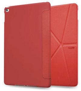 LAUT Trifolio case iPad 2/3/4 Red