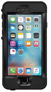 LifeProof nuud case iPhone 6S Plus Black