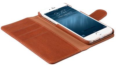 Melkco Alphard Wallet case iPhone 6/6S Brown