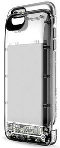 Boostcase Gemstone case iPhone 6/6S Plus 2700 mAh Clear