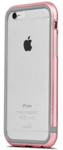 Moshi iGlaze Luxe case iPhone 6/6S Rose Pink