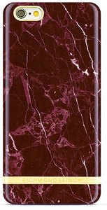 Richmond Finch Marble case iPhone 5S/SE Red