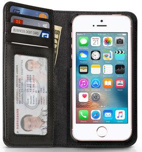 cheaper c7d9e a3677 Twelve South BookBook iPhone 5S/SE Classic Black