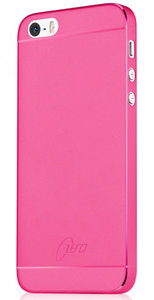 Itskins Zero 360 iPhone 5S/SE case Pink