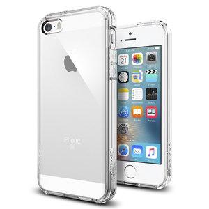 Spigen Ultra Hybrid iPhone SE Clear