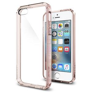 Spigen Ultra Hybrid iPhone SE Rose Gold