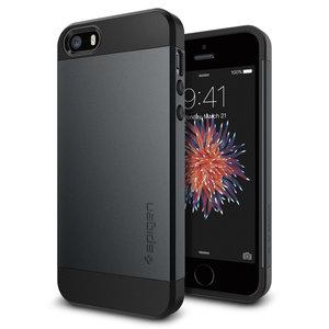 Spigen Slim Armor iPhone SE Slate