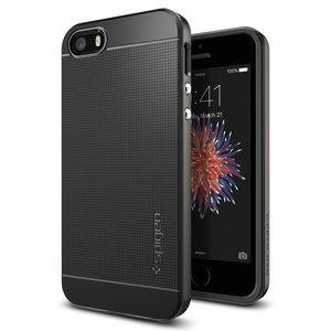 Spigen Neo Hybrid case iPhone SE Gun Metal