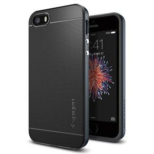 Spigen Neo Hybrid case iPhone SE Slate