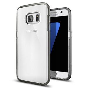 Spigen Neo Hybrid Crystal case Galaxy S7 Gun Metal