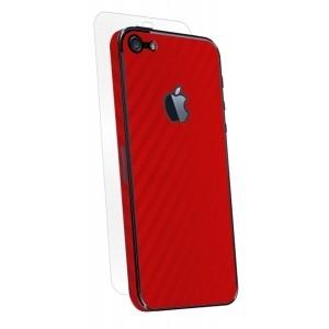BodyGuardz iPhone 5 Armor Carbon Red