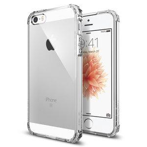 Spigen Crystal Shell iPhone SE Clear