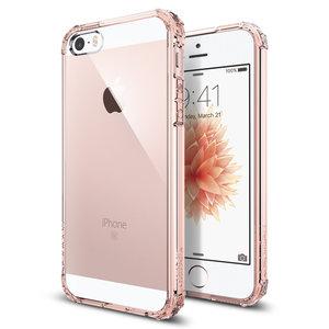 Spigen Crystal Shell iPhone SE Rose Gold