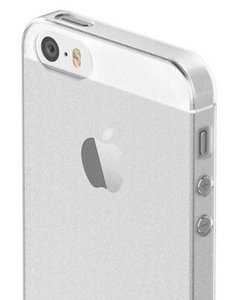 SwitchEasy Nude iPhone SE case Clear