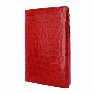 Piel Frama Cinema iPad Pro 9,7 inch case Croco Red