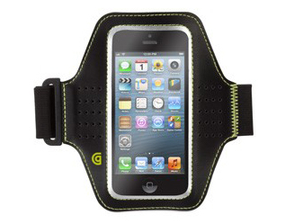Griffin Trainer iPhone 5 Black