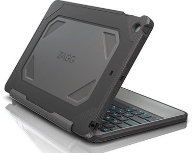 Zagg Rugged Ipad Pro 9 7 Inch Backlit Keyboard Hoesje