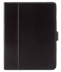 Simplism Leather Flip case iPad 2/3/4 Brown