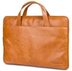 dbramante1928 Leather Silkeborg sleeve 15 inch Tan