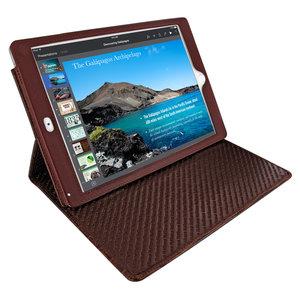 Piel Frama Cinema iPad Pro 12,9 inch case Croco Brown