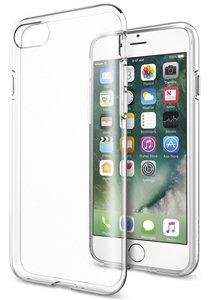Spigen Liquid Crystal iPhone 7 hoesje Transparant