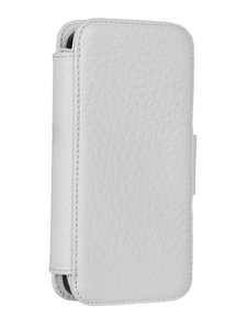 Sena WalletBook iPhone 5 White