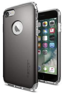 Spigen Hybrid Armor iPhone 7 hoesje Gun Metal