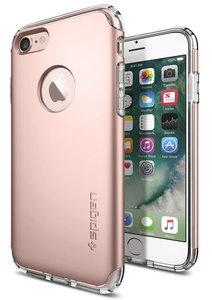 Spigen Hybrid Armor iPhone 7 hoesje Rose Gold