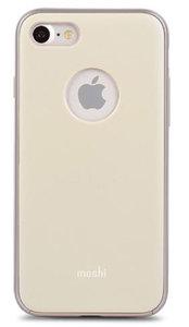 Moshi iGlaze iPhone 7 hoesje Yellow