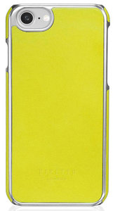 Pipetto Leather Snap iPhone 7 hoesje Yellow