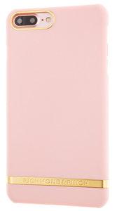Richmond Finch Satin iPhone 7 Plus hoesje Pink