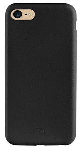 Xqisit iPlate Gimone iPhone 7 hoesje Black