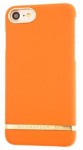 Richmond Finch Satin iPhone 7 hoesje Orange