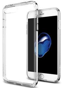 Spigen Ultra Hybrid iPhone 7 Plus hoes Clear
